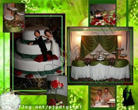 Decoração em Verde para Casamento