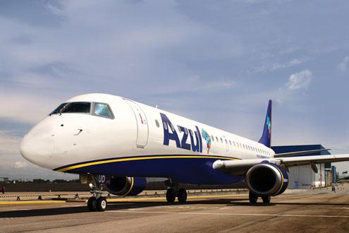 Passagens Aéreas Promocionais Azul 2011