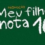 Promoção Meu Filho Nota 10, www.promocaomeufilhonota10.com.br