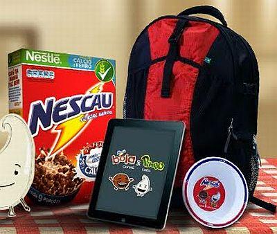 Promoção Nescau O Café da Manhã é Mais, www.nescau.com.br