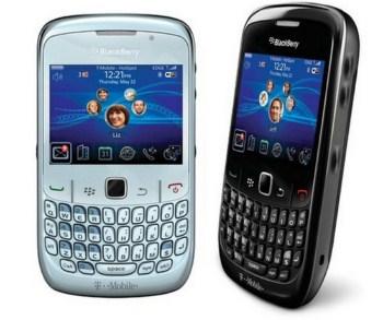 Promoção de Celulares Blackberry