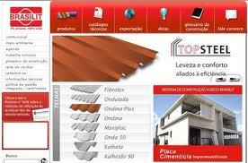 Site Brasilit, www.brasilit.com.br