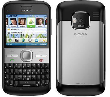 Smartphone Nokia E5, Preço, Onde Comprar