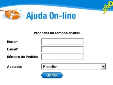 Atendimento Online Submarino
