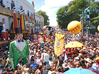 Carnaval 2016 em Olinda, Pacotes de Viagem