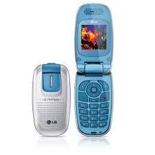 Celular Azul LG – Preços