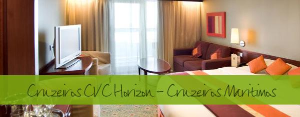 Cruzeiros CVC Horizon – Cruzeiros marítimos