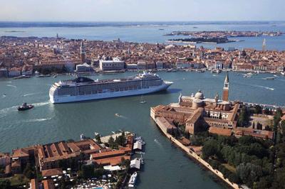 Cruzeiros para Veneza