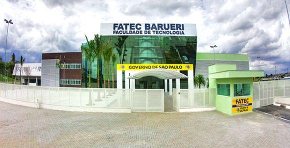 Fatec em Barueri (Foto: Reprodução Fatec)