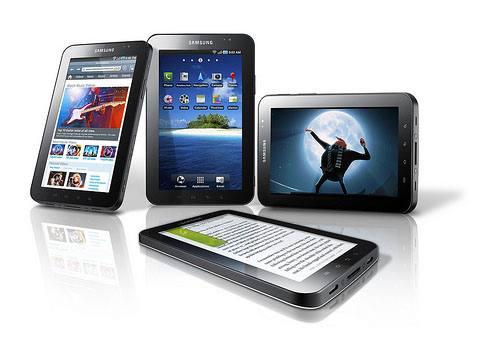 Galaxy Tab Samsung, Mercado Livre