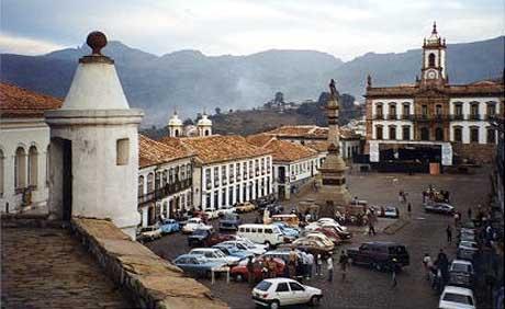 Pousadas baratas em Ouro Preto MG