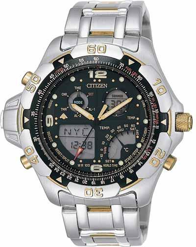 Relógios masculinos Citizen – Onde comprar