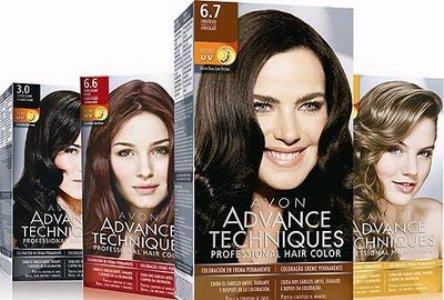 Tintura Avon Advance Techniques