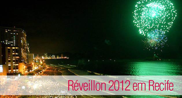 Réveillon 2017 em Recife, Programação