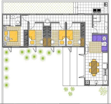 Plantas de casas em 3D: 34 modelos e softwares - Vai Com Tudo