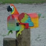 Caixa de correio personalizada