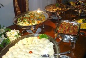 Buffet de Almoço para Casamento