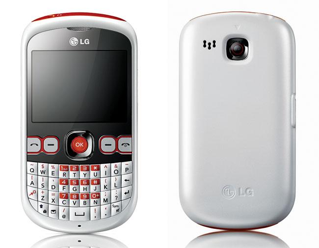 Celular LG C300 Teclado Qwerty, Preços