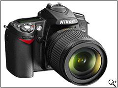 Câmera Digital Nikon em Oferta