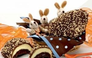 Novidades em Ovos de Páscoa 2012