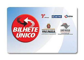 Recarga Online do Bilhete Único