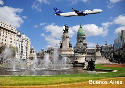 Viagem Aérea Argentina