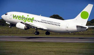Webjet Linhas Aéreas Promoção