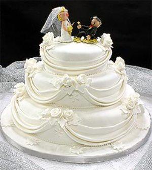 Curso De Bolo De Casamento