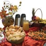 decoração de mesa de café da manhã, fotos 5