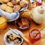 decoração de mesa de café da manhã, fotos 6