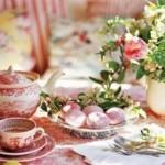 decoração de mesa de café da manhã, fotos 9