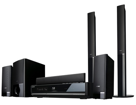 Home Theater Sony Wireless Blu-Ray