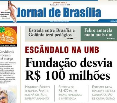 Jornal de Brasília Classificados