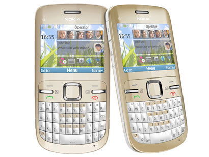 Nokia C3 Dourado Preços, Onde Comprar
