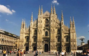 Pontos Turísticos Milão