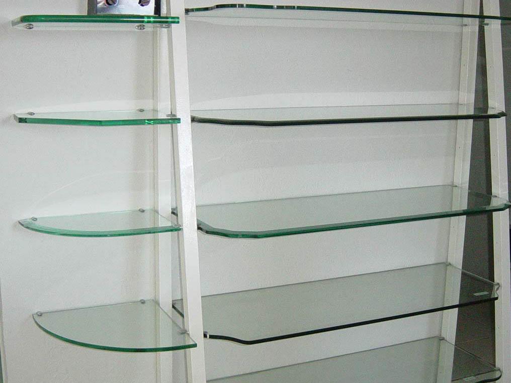Prateleiras de Vidro, Preços, Modelos