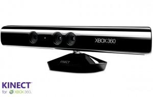 sensor Kinect