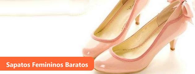 5a6386de0 Sapatos Femininos Baratos