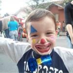 Como Fazer Pintura em Rosto Infantil 2