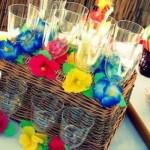 A decoração pede flores coloridas. (Foto: Divulgação)