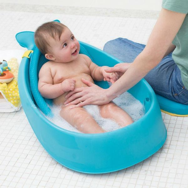 Banheira de Bebê
