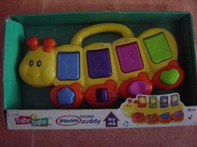 Brinquedos Educativos para Bebê