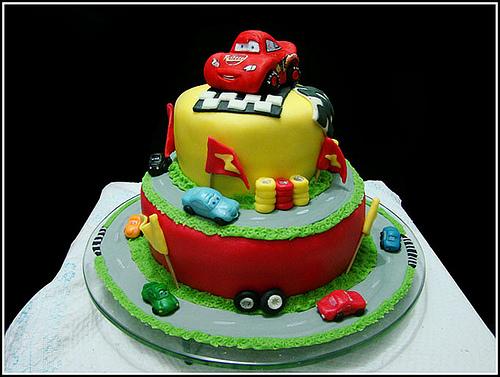 Curso de Cake Designer