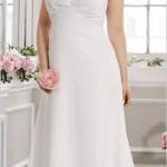 Dicas de vestidos de noiva para casamento de dia 5