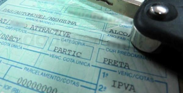 Documento de veículo