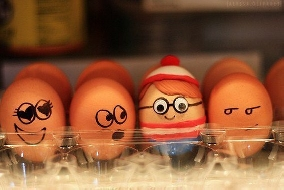Pintura em Ovos  Dicas, Fotos