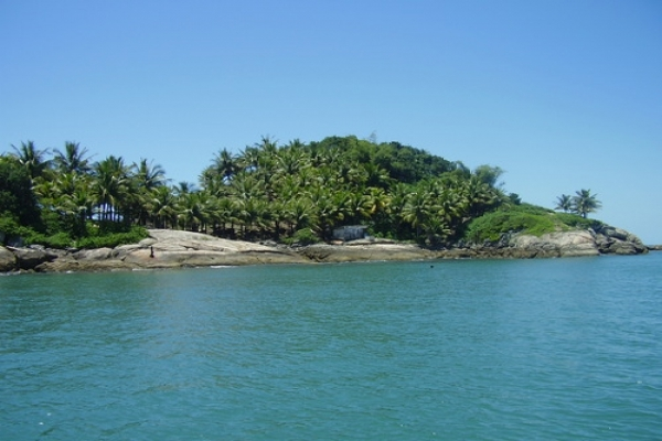Praia das Ilhas das Cabras
