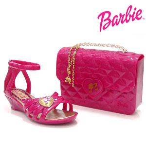 Sandálias Barbie 2011 Grendene