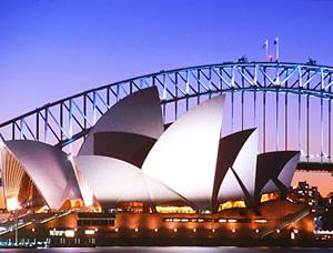Turismo na Austrália, Pacotes de Viagem