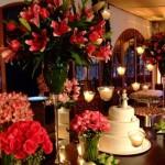 decoração com flores para festas, fotos 1